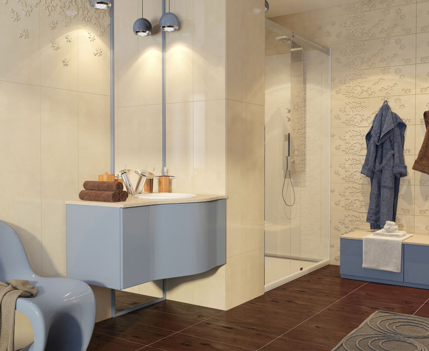 Дизайн-ванной-комнаты