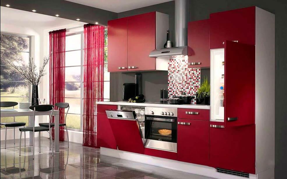 красная-кухня-прямая