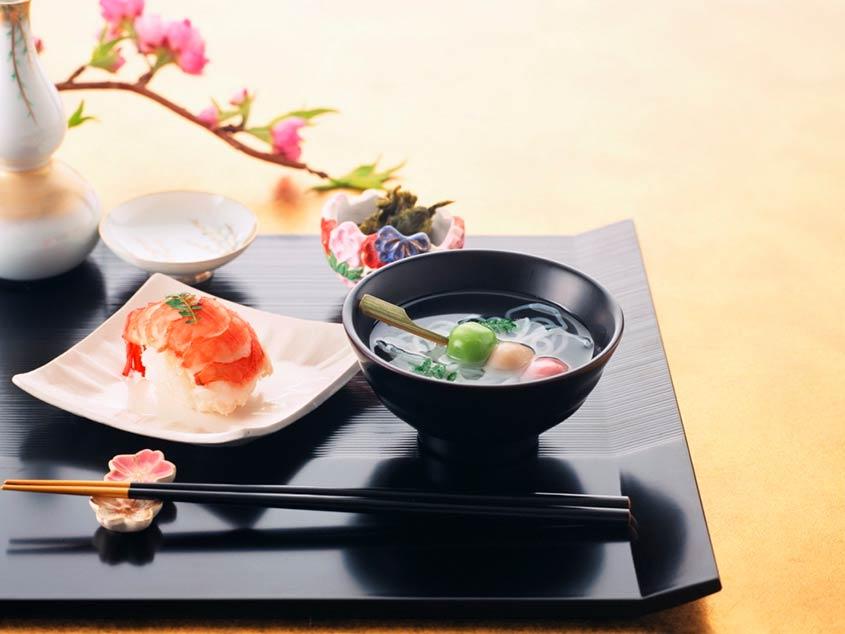 японская-посуда