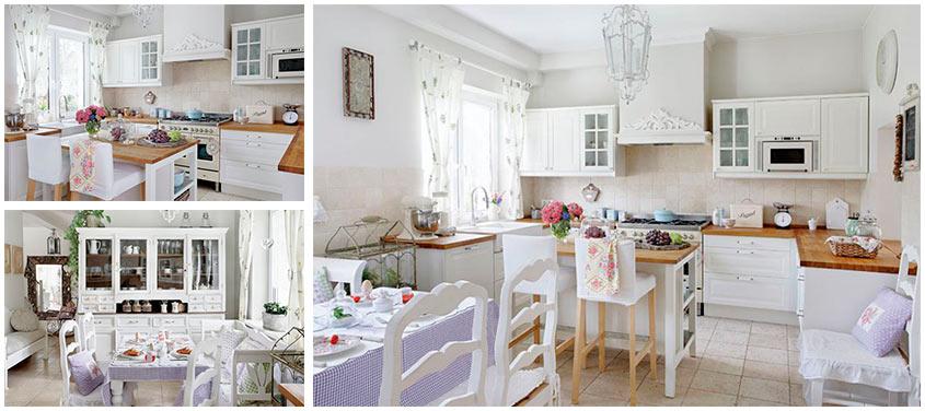 Светлая-кухня-в-стиле-прованс