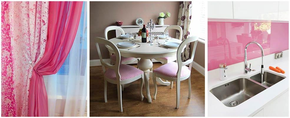 розовый-декор-на-кухне