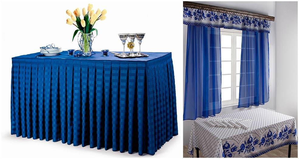синий-текстиль-для-кухни